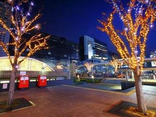 京都駅ビル クリスマスイルミネーション2016の写真2