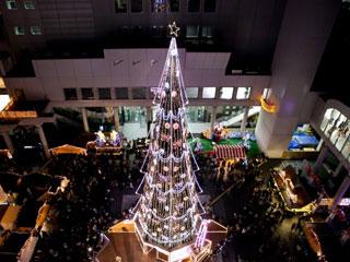 ドイツ・クリスマスマーケット大阪2016&空中庭園Xmas2016の写真1