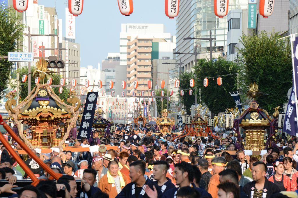 7月20日、8月3日・4日 水戸市市制施行130周年記念 第59回水戸黄門まつりを開催します!