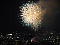 第49回伊万里市民納涼花火大会の写真