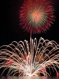 第43回三原やっさ祭り「2018やっさ花火フェスタ」