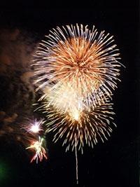 第2回三崎・城ヶ島花火大会の写真