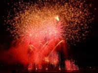 第14回越前市サマーフェスティバル花火大会の写真