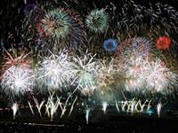 第32回大井川大花火大会の写真