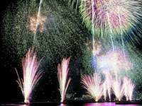 第44回焼津海上花火大会の写真