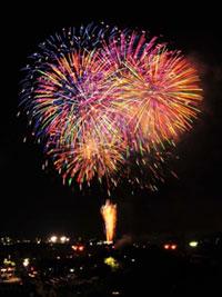 刈谷わんさか祭り2019・花火大会