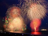熊野大花火大会の写真