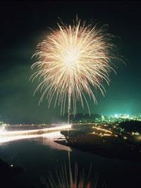 熊野徐福万燈祭 第57回新宮花火大会の写真