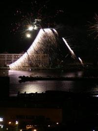 第49回八幡浜みなと花火大会の写真