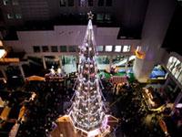 ドイツ・クリスマスマーケット大阪2016&空中庭園Xmas2016の写真
