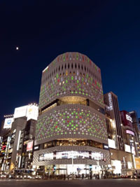 S-E94118560-GINZA PLACE クリスマスバージョン