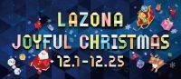 ラゾーナ川崎プラザ「LAZONA XMAS SNOW MAGIC FES」