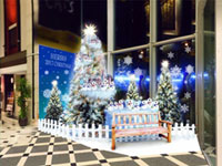 ハービスPLAZA/PLAZA ENT Christmas illuminationの写真