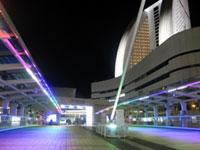 パシフィコ横浜 ウィンターイルミネーション2018
