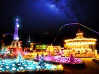 リサとガスパールタウンのクリスマス