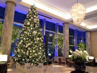 横浜ロイヤルパークホテル クリスマスイルミネーション2018