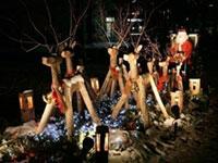 ホワイトクリスマス in 軽井沢
