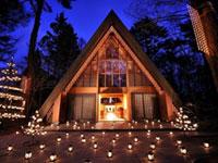 軽井沢高原教会 クリスマスキャンドルナイト2019