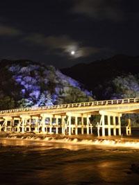 京都・嵐山花灯路-2019