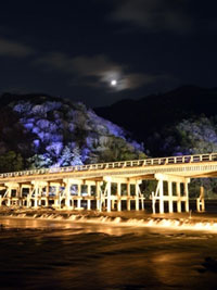 京都・嵐山花灯路-2020