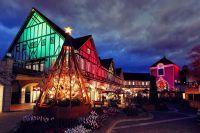 神戸布引ハーブ園「古城のクリスマス2019」