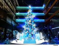 二子玉川ライズ・ショッピングセンター「TOKYU CHRISTMAS WONDERLAND 2017 - Disney DREAM MOMENTS」
