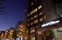 京都ホテルオークラ クリスマスツリー&イルミネーション