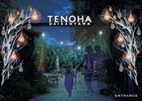 MIRROR BOWLER presents TENOHA Christmas Fes 2018 HOLY LIGHTS ILLUMINATIONの写真