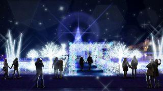 ラグーナテンボス「史上最光の冬ラグーナ ~」写真1