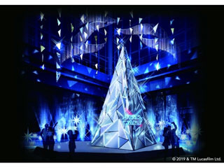 STAR WARS Marunouchi Bright Christmas -Precious for you-写真1