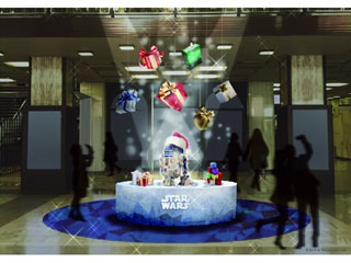 STAR WARS Marunouchi Bright Christmas -Precious for you-の写真3
