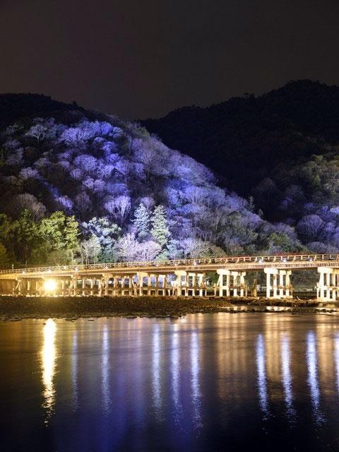 京都・嵐山花灯路-2018|イルミ...
