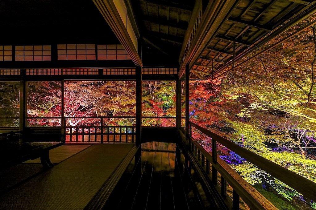 京都 八瀬 瑠璃光院