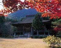 神宮寺の紅葉