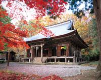 慶光山 観音寺の紅葉