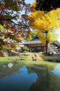 大福寺の紅葉