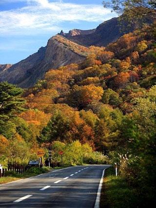 磐梯山ゴールドライン写真2