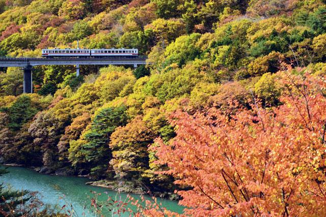 鉄道 野 岩