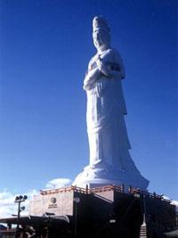 釜石大観音の初詣