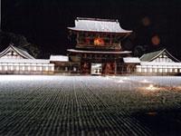 高岡山 瑞龍寺の初詣