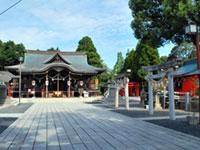 琴崎八幡宮の初詣