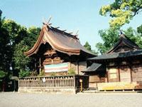 疋野神社の初詣