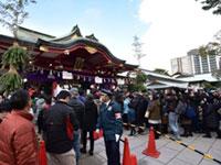 西宮神社(西宮えびす)の初詣