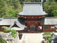 一之宮貫前神社の初詣