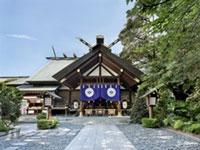 東京大神宮の初詣