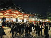 日枝神社(富山県)の初詣