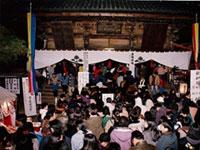 元善光寺の初詣