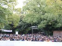 熱田神宮の初詣