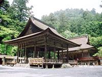 日吉大社の初詣