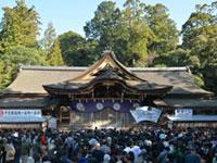 大神神社の初詣